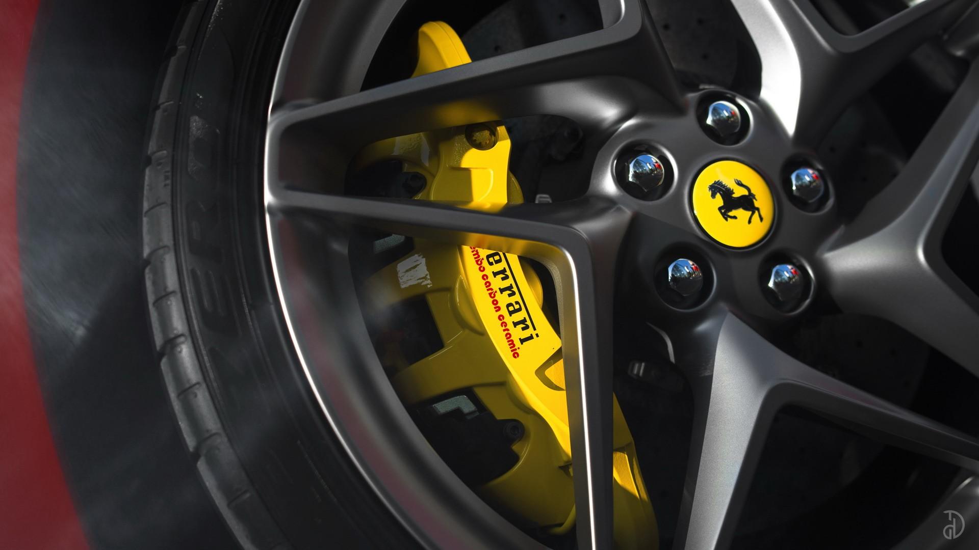 Аренда Ferrari F8 Spider в Сочи. Фото 22