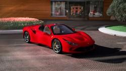 Аренда Ferrari F8 Spider в Сочи