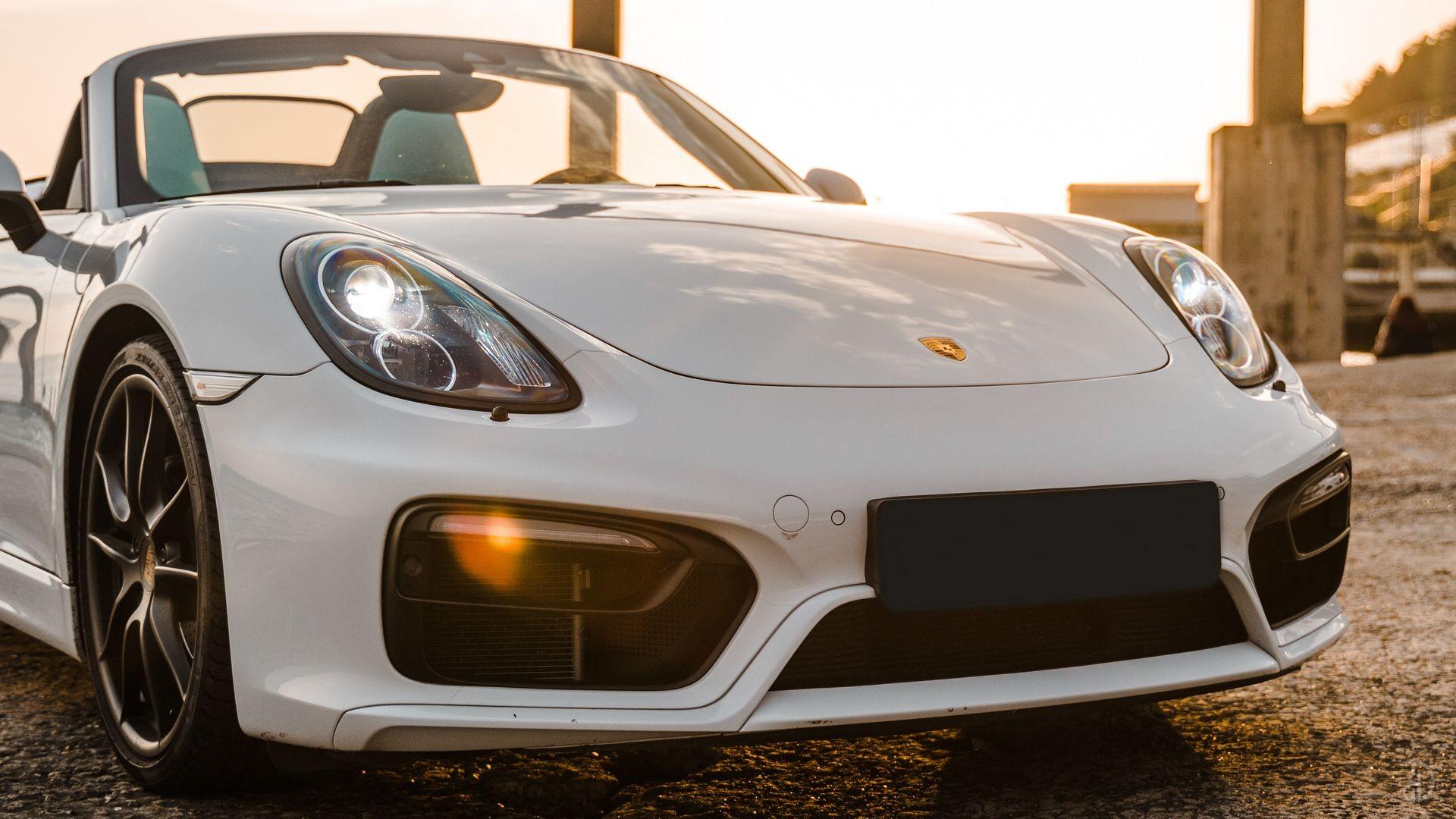 Аренда Porsche Boxster 981 в Сочи. Фото 3