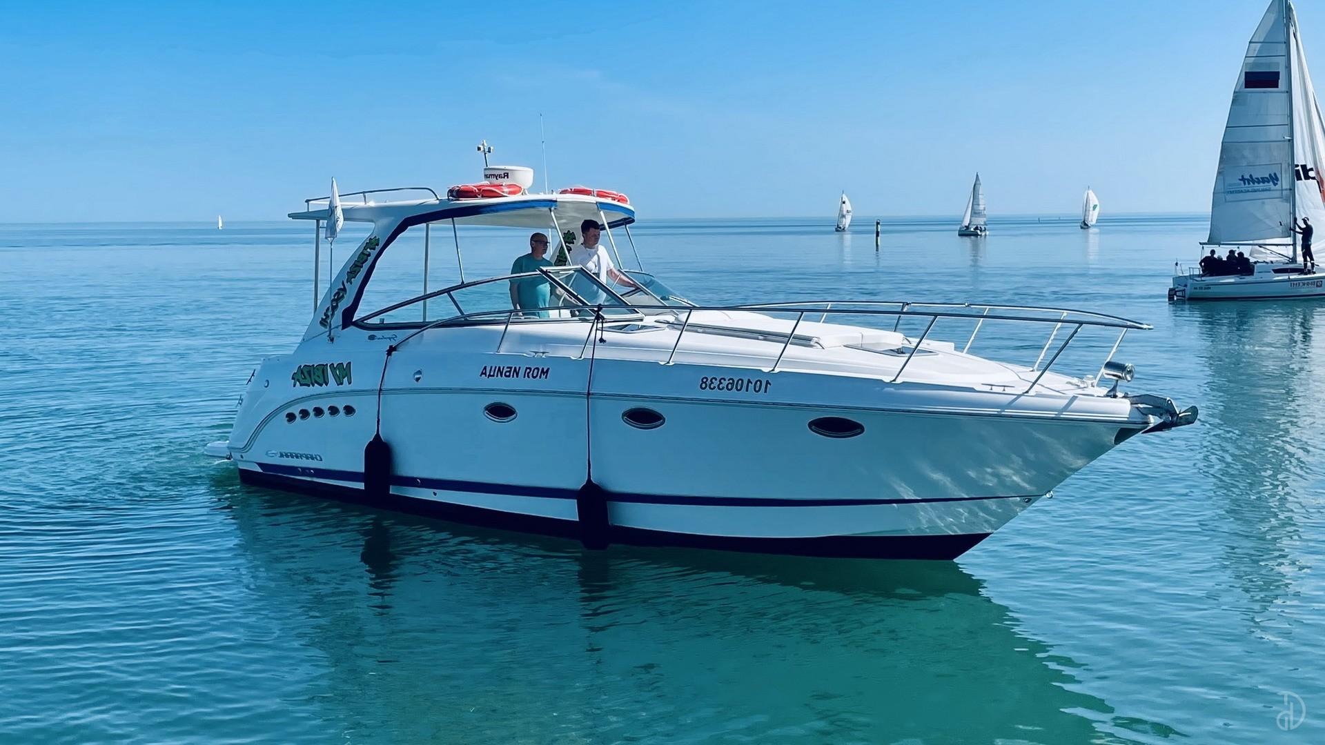 Аренда моторной яхты Chaparall 350 Signature. Фото 1