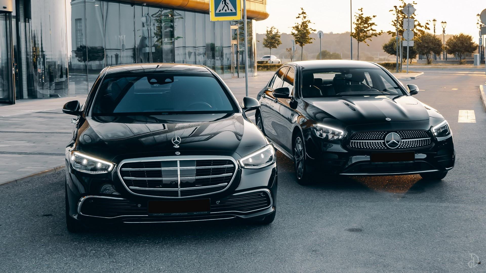 Аренда Mercedes S 350d (W223) в Москве. Фото 19