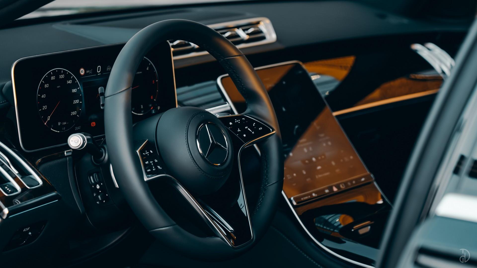 Аренда Mercedes S 350d (W223) в Москве. Фото 11