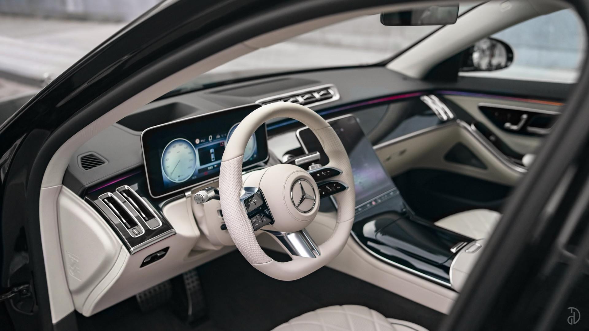 Аренда Mercedes S 350d (W223) в Москве. Фото 7