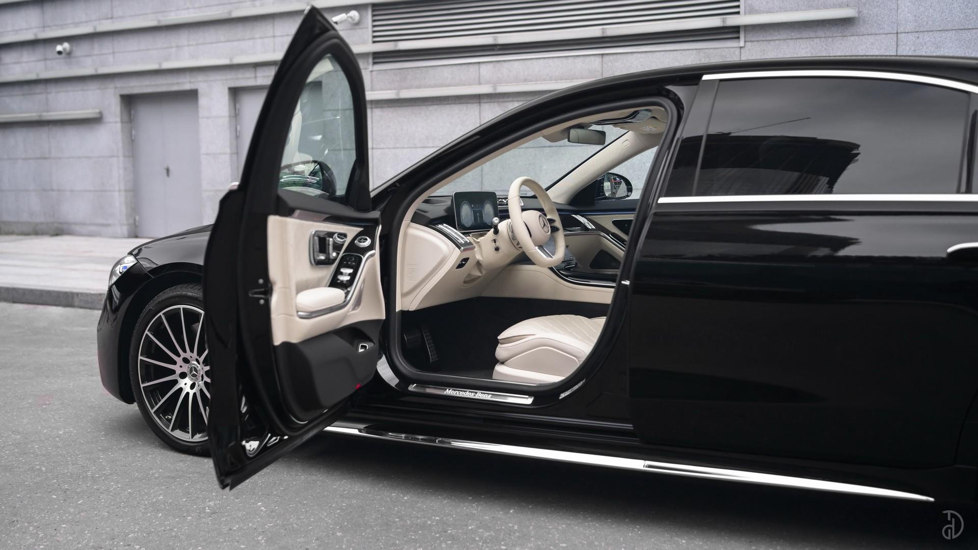 Аренда Mercedes S 350d (W223) в Москве. Фото 8