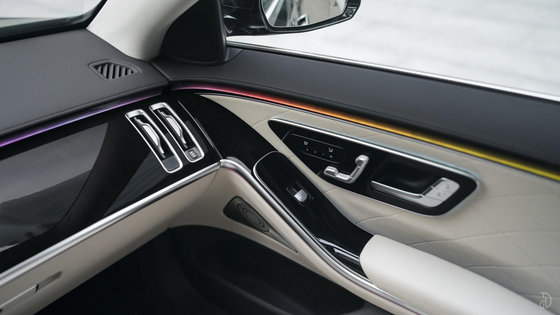 Аренда Mercedes S 350d (W223) в Москве. Фото 12