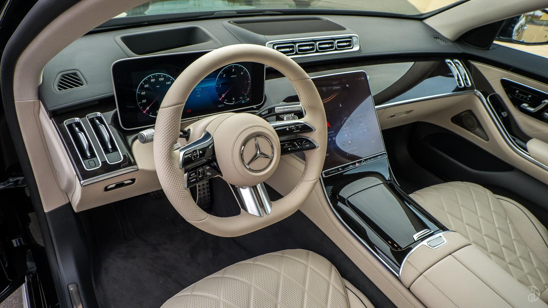 Аренда Mercedes S 350d (W223) в Сочи. Фото 13