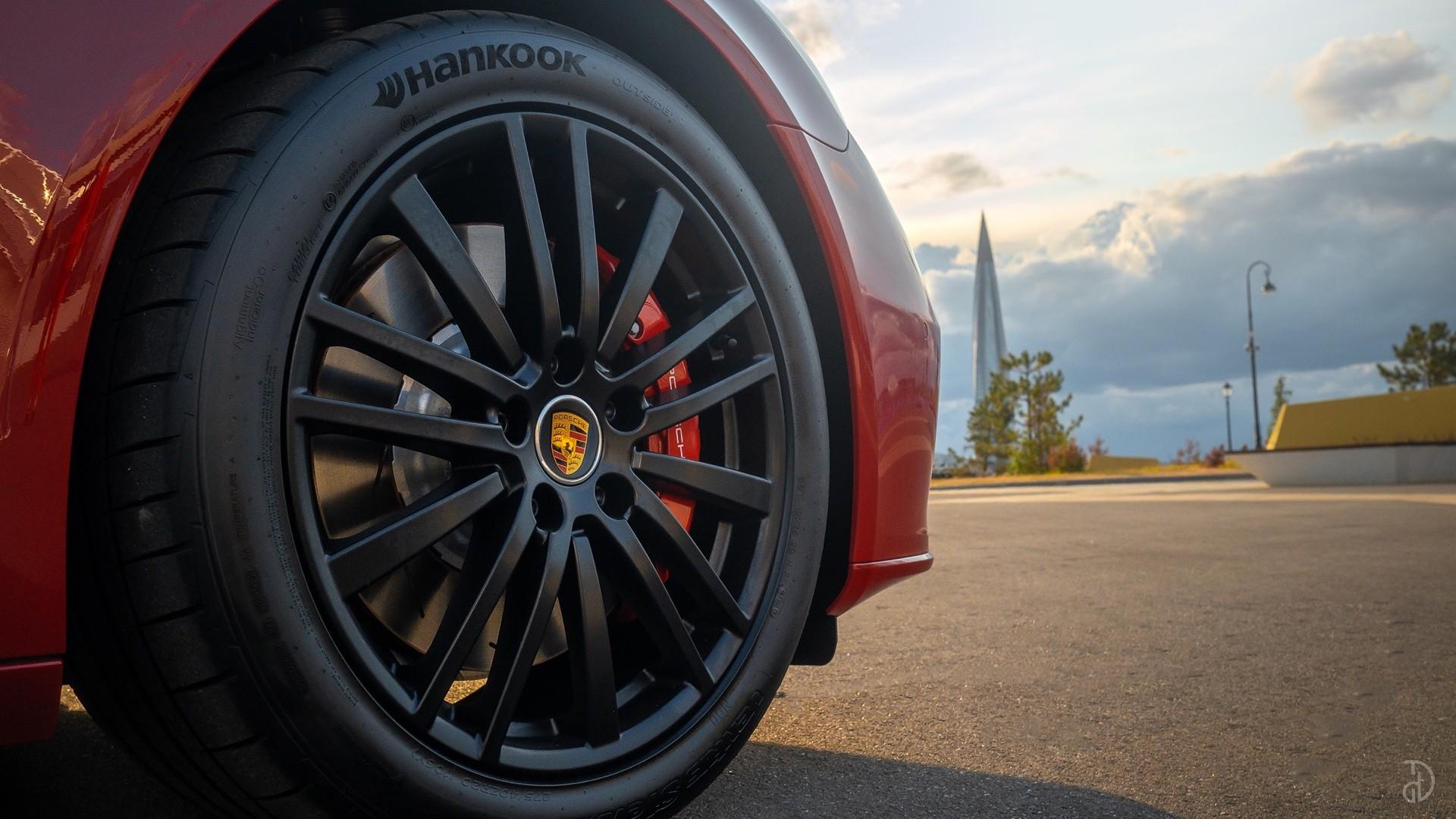 Аренда Porsche Panamera GTS в Москве. Фото 11