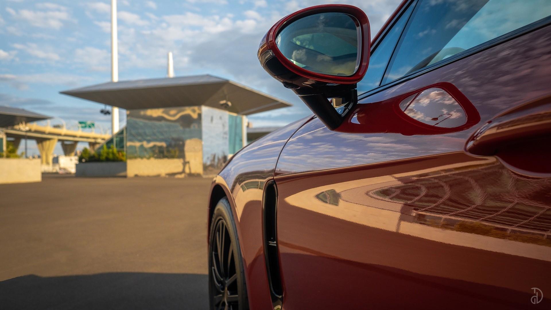Аренда Porsche Panamera GTS в Москве. Фото 10