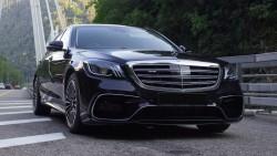 Аренда Mercedes Benz S63 AMG Style