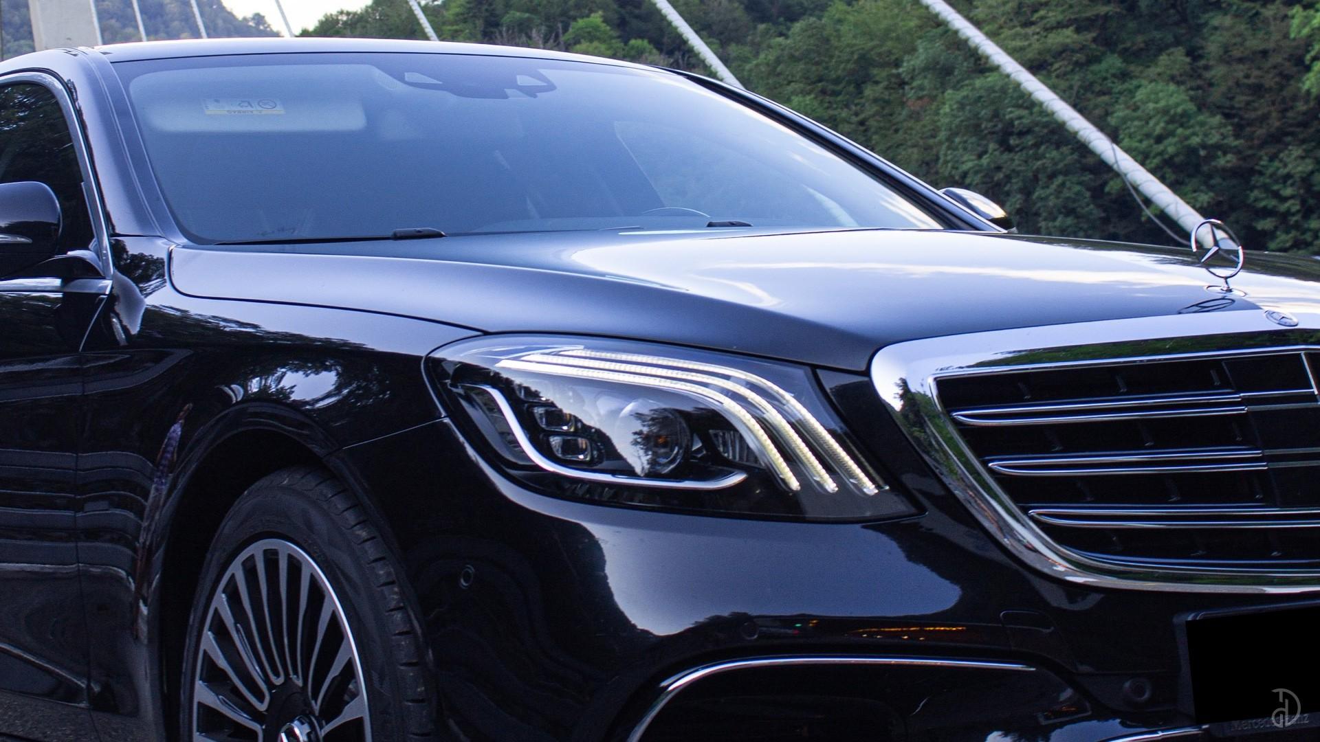 Аренда Mercedes Benz S63 AMG Style. Фото 9