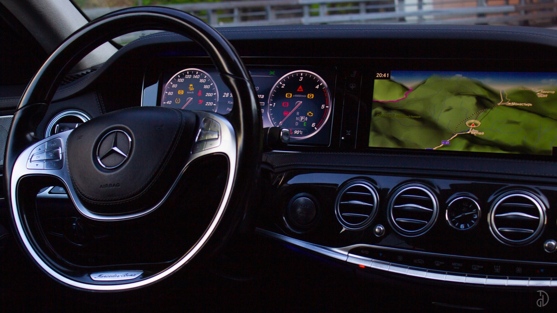 Аренда Mercedes Benz S63 AMG Style. Фото 12