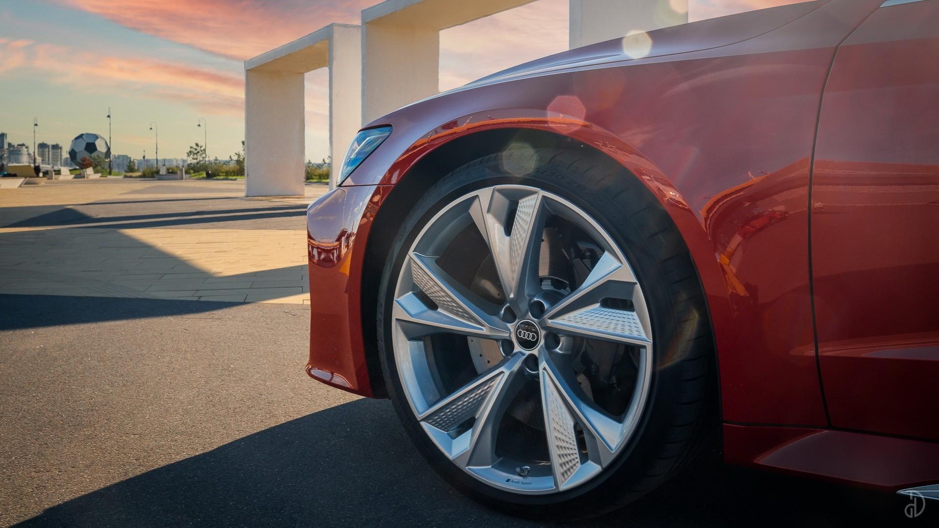 Аренда Audi RS 7 Sportback в Москве. Фото 9