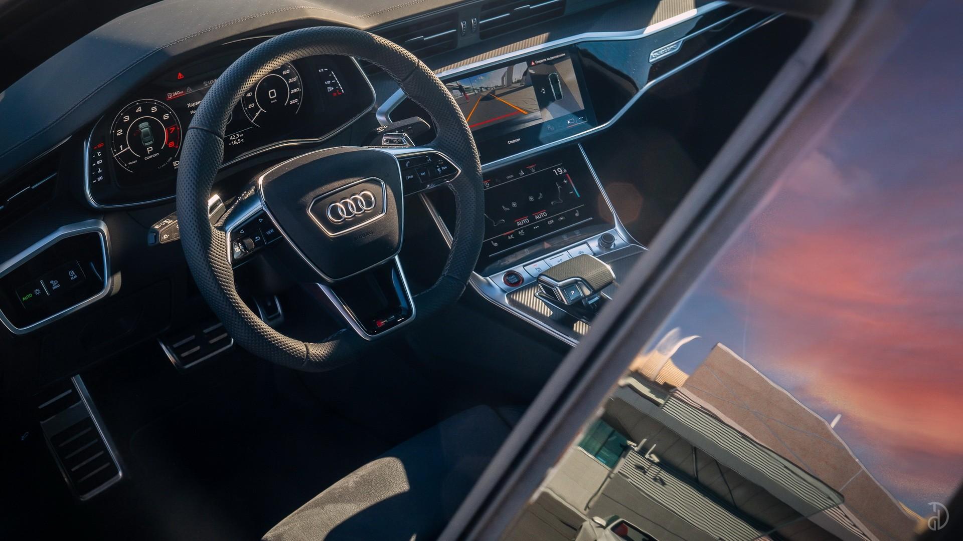 Аренда Audi RS 7 Sportback в Москве. Фото 15