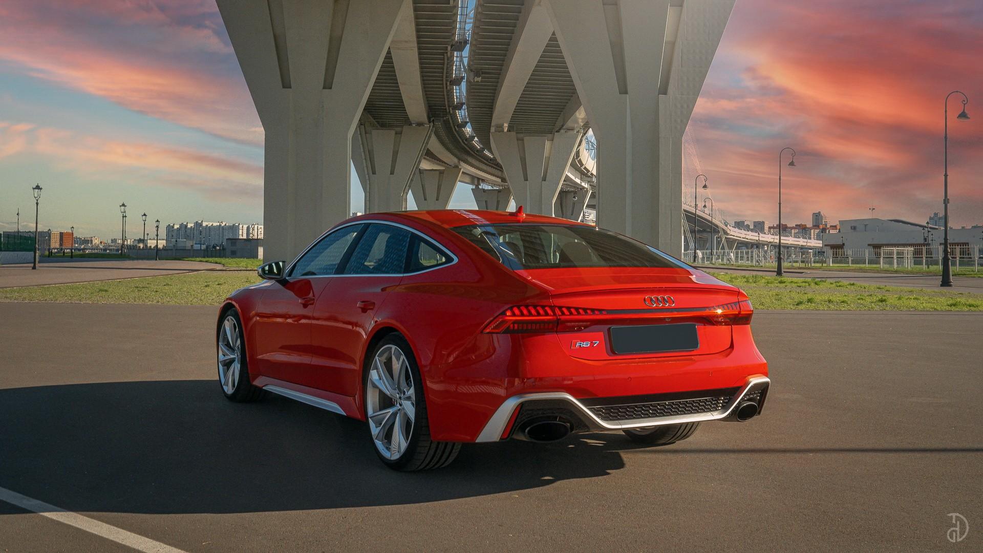 Аренда Audi RS 7 Sportback в Москве. Фото 4