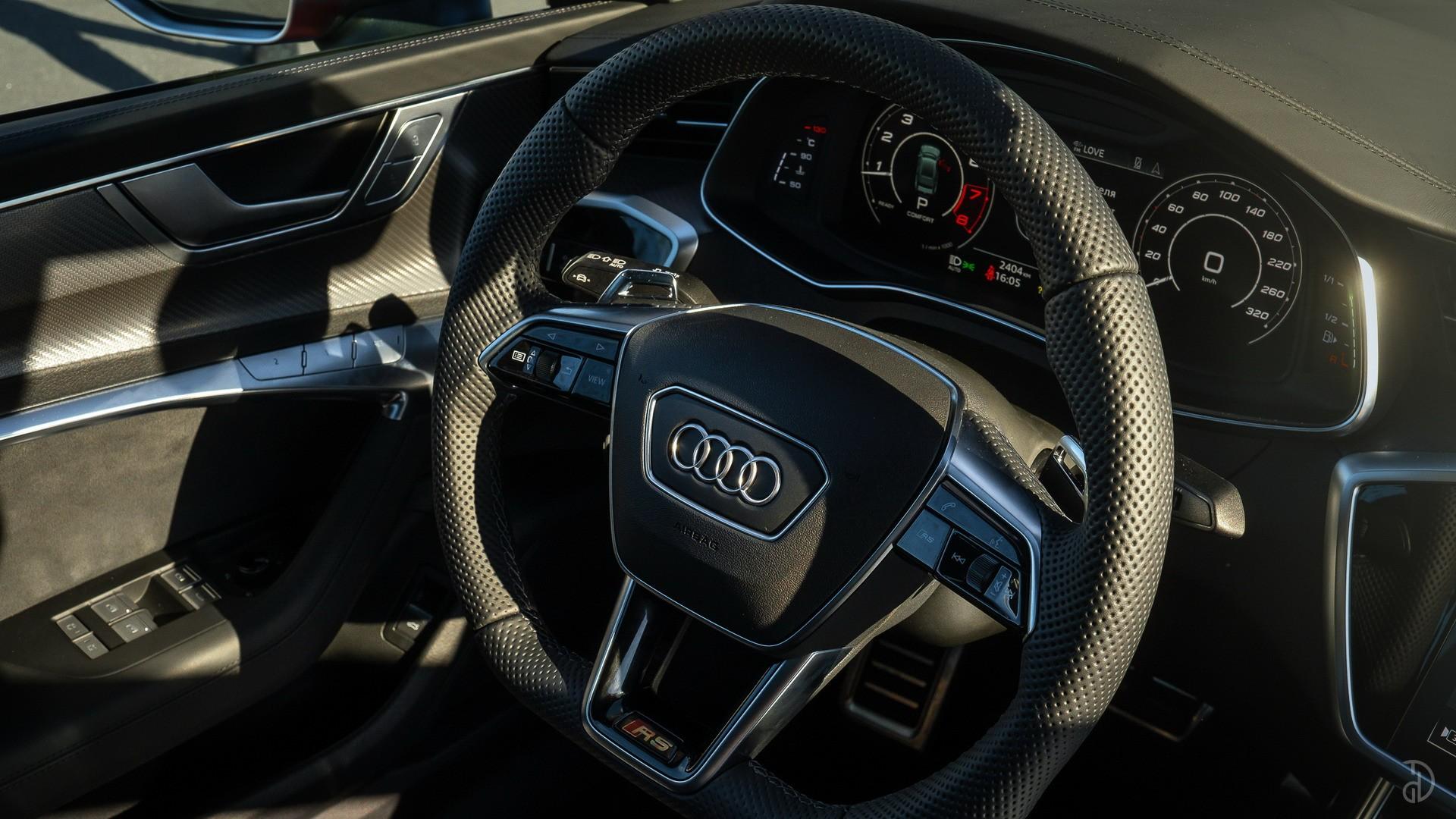 Аренда Audi RS 7 Sportback в Москве. Фото 20