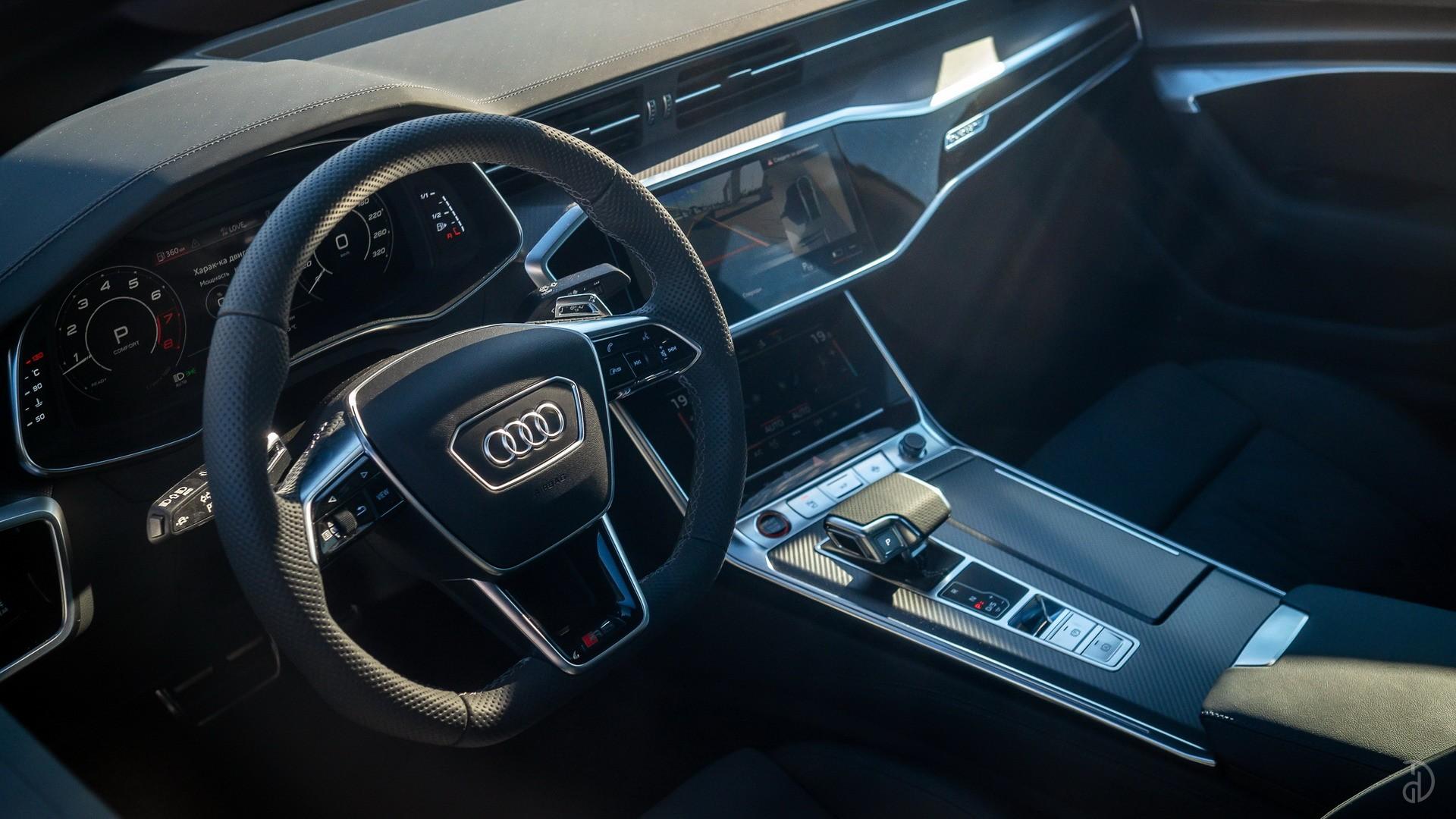 Аренда Audi RS 7 Sportback в Москве. Фото 21