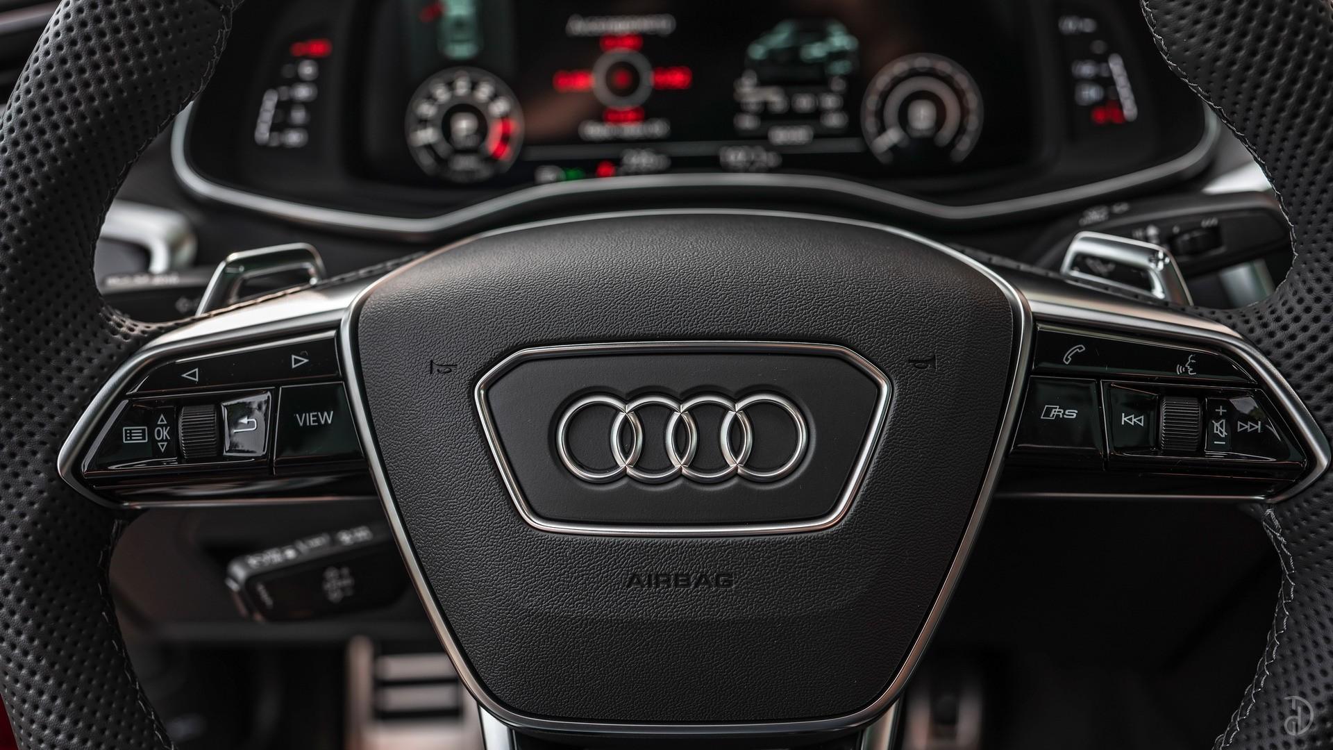 Аренда Audi RS 7 Sportback в Москве. Фото 14