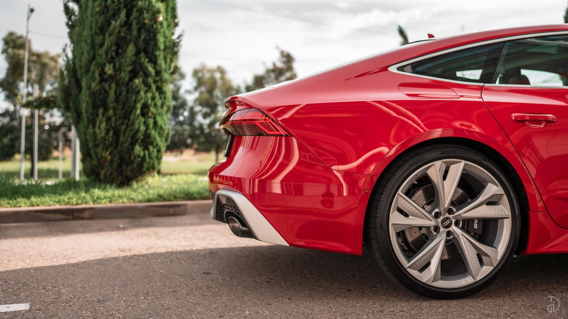 Аренда Audi RS 7 Sportback в Сочи. Фото 10