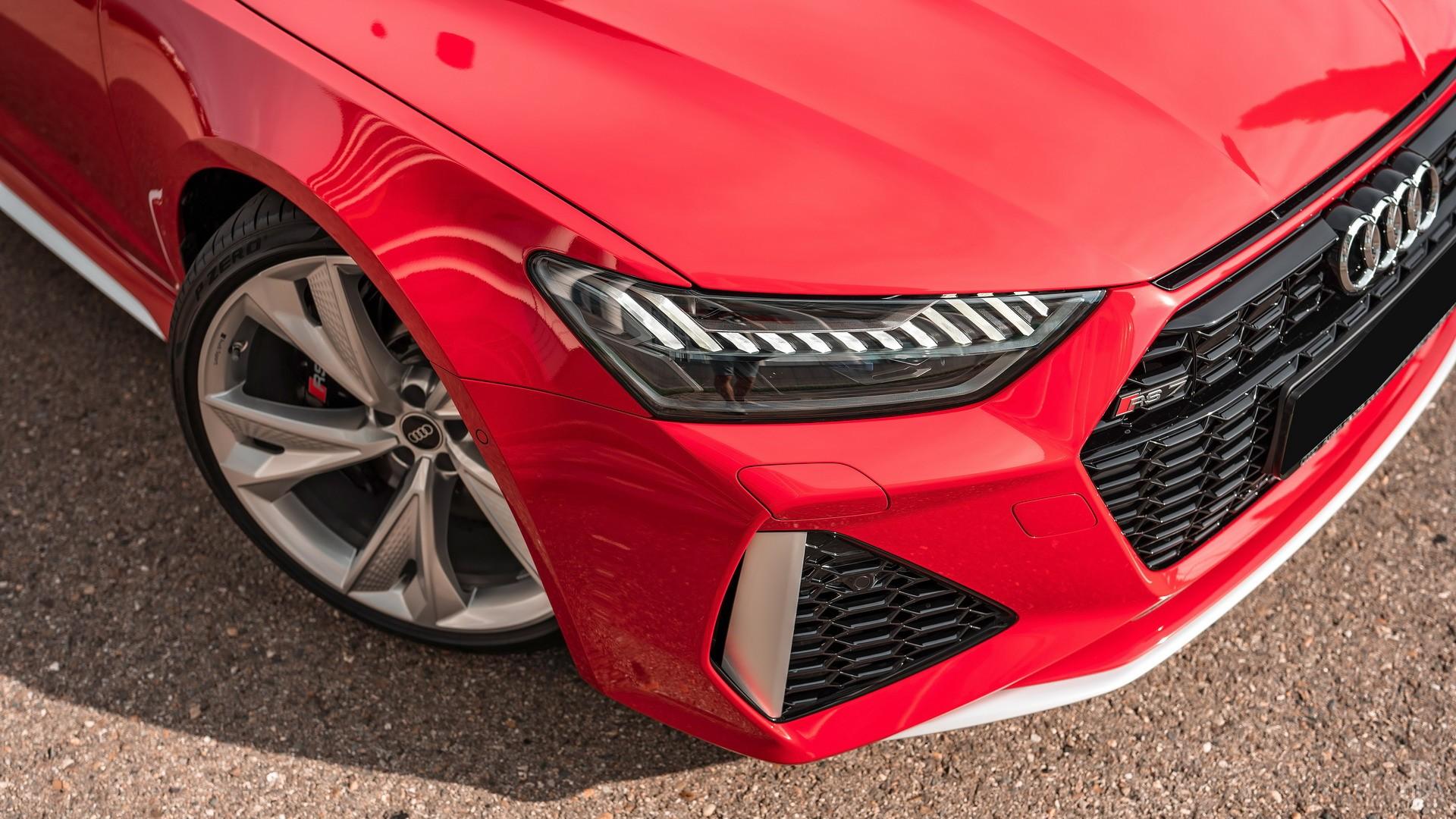 Аренда Audi RS 7 Sportback в Сочи. Фото 4