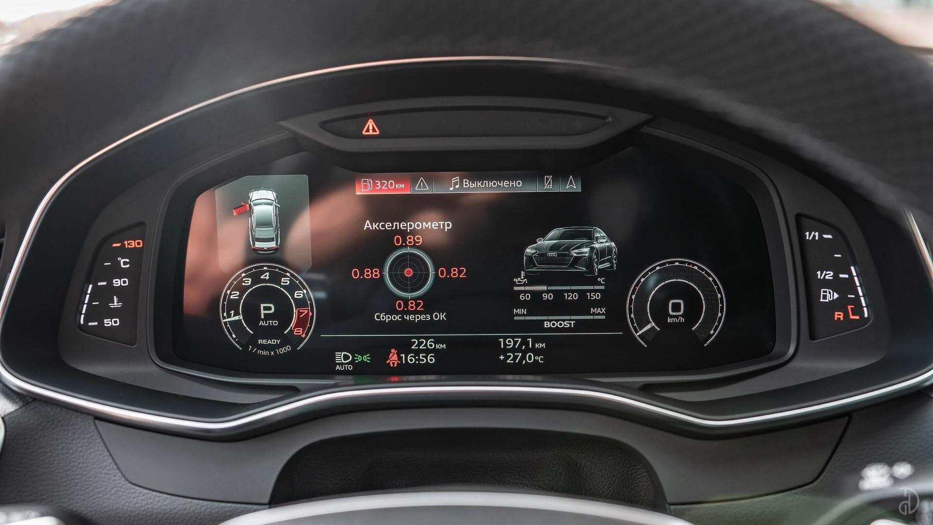 Аренда Audi RS 7 Sportback в Сочи. Фото 17