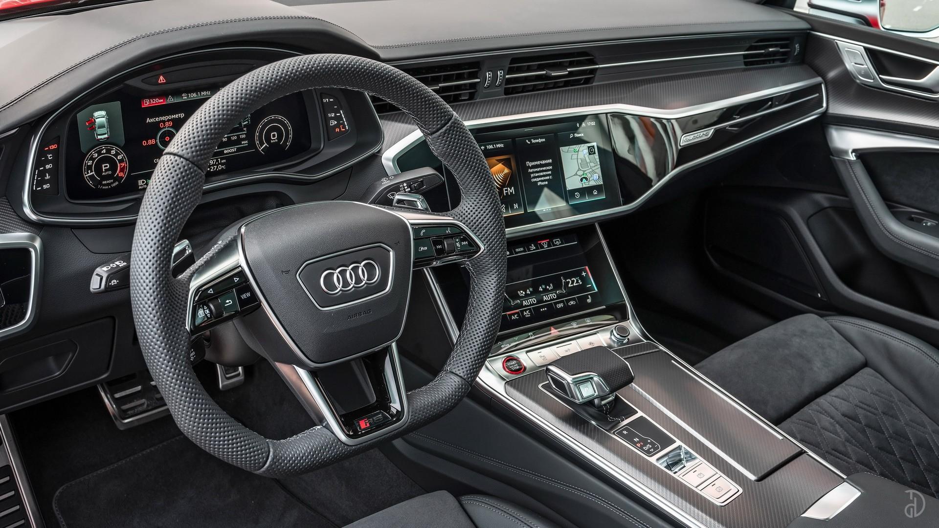 Аренда Audi RS 7 Sportback в Сочи. Фото 15