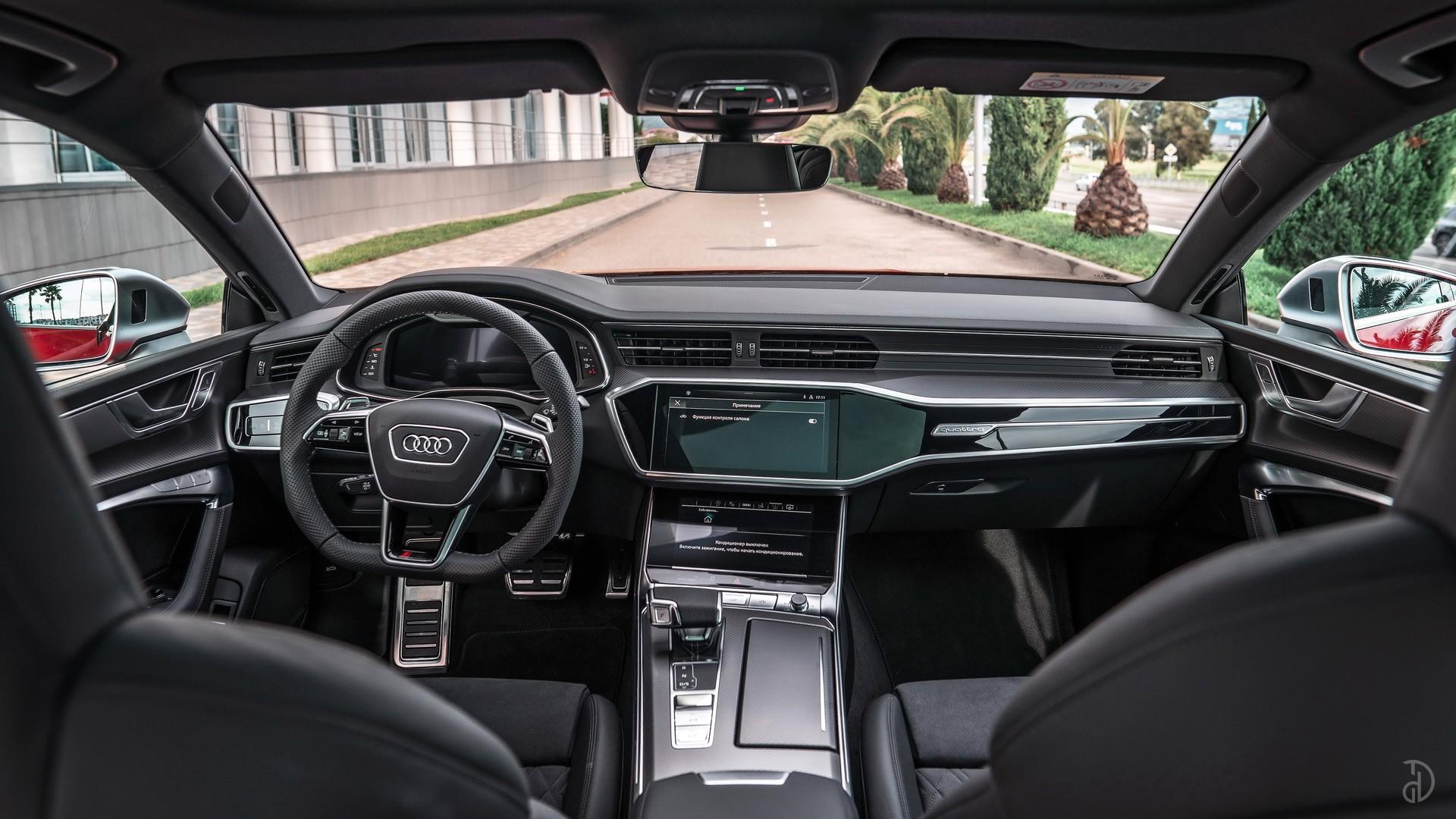 Аренда Audi RS 7 Sportback в Сочи. Фото 16