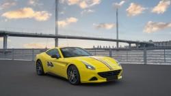 Аренда Ferrari California T Restyling в Москве