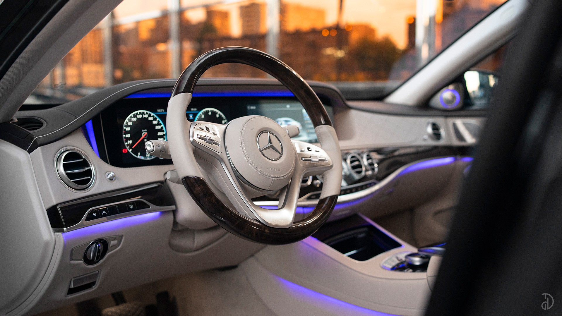 Mercedes S 560 (W222 Restyling). Фото 14
