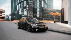 Mercedes S 560 (W222 Restyling)