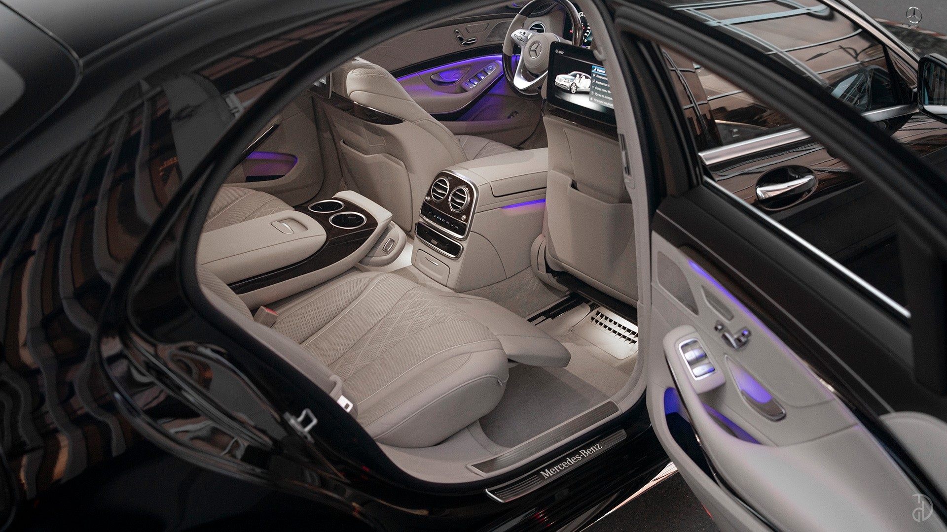 Mercedes S 560 (W222 Restyling). Фото 12